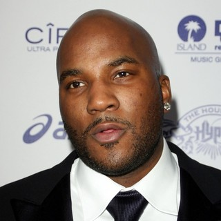 Young Jeezy in House of Hype Island Def Jam GRAMMY After Party