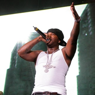 Young Jeezy in Young Jeezy Performing at The Live Your Life Concert