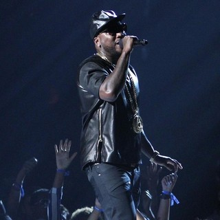 Young Jeezy in The 2013 BET Awards - Inside