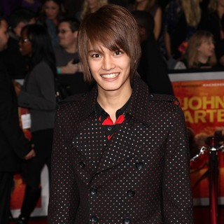 Nakayama Yuma in Premiere of Walt Disney Pictures' John Carter