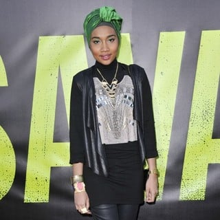 Yuna in The Premiere of Savages