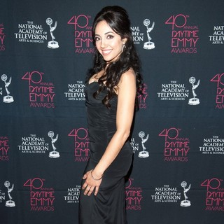 Yvette Gonzalez-Nacer in 40th Annual Daytime Entertainment Creative Arts Emmy Awards