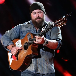 Zac Brown, Zac Brown Band in The 2013 CMA Music Festival - Day 1