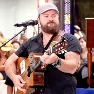 Zac Brown Band Perform Live as Part of The Today Show's Concert Series - zac-brown-band-perform-today-show-20