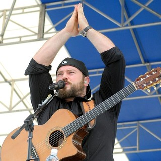 Zac Brown, Zac Brown Band in Zac Brown Band Performs at The 25th Anniversary KISS Country Chili Cookoff 2010