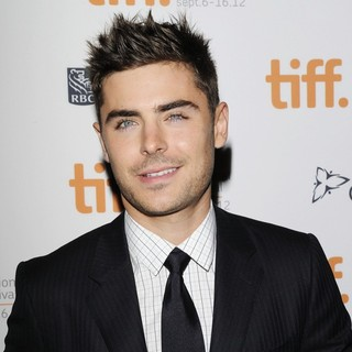 Zac Efron in The 2012 Toronto International Film Festival - The Paperboy - Premiere Arrivals