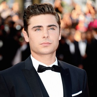 Zac Efron in The Paperboy Premiere - During The 65th Cannes Film Festival