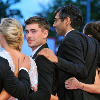 Zac Efron in The 69th Venice Film Festival - At Any Price - Premiere - Red Carpet