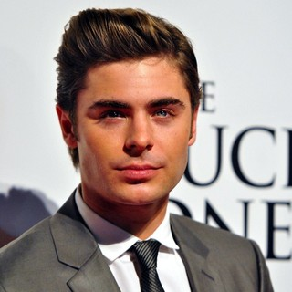 Zac Efron in Australian Premiere of The Lucky One