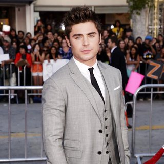 Zac Efron in World Premiere of Universal Pictures' Neighbors