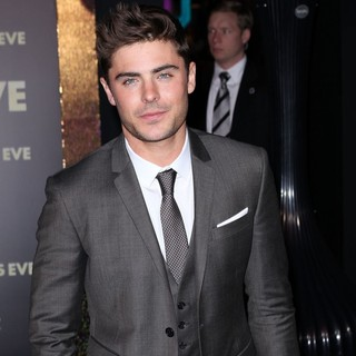 Zac Efron - Los Angeles Premiere of New Year's Eve