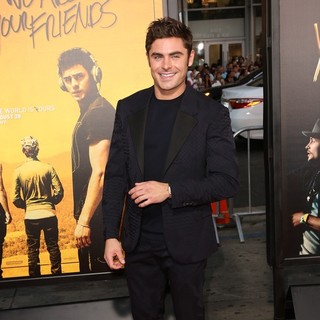 Zac Efron - Los Angeles Premiere of Warner Bros. Pictures' We Are Your Friends - Arrivals