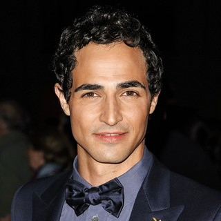 Zac Posen in The 2012 Metropolitan Opera Season Opening Night Performance of L'Elisir D'Amore - Arrivals