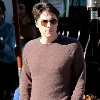 Zach Braff - Zach Braff Has Lunch