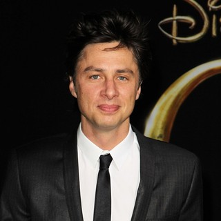 Zach Braff in Oz: The Great and Powerful - Los Angeles Premiere - Arrivals