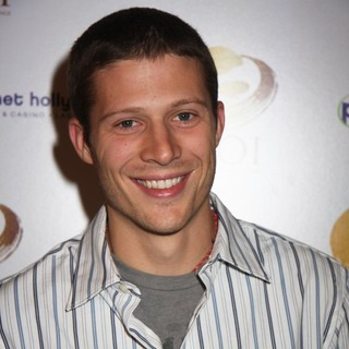 Zach Gilford in KOI Las Vegas Opening - zach-gilford-koi-lv-opening-01