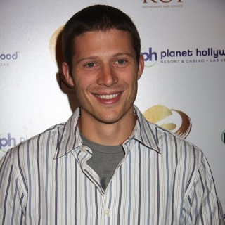 Zach Gilford in KOI Las Vegas Opening - zach-gilford-koi-lv-opening-02
