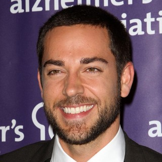 Zachary Levi in The 20th Annual A Night at Sardi's Fundraiser and Awards Dinner - Arrivals