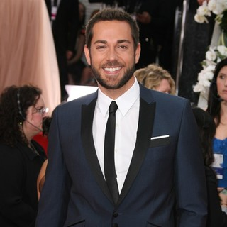 Zachary Levi in The 69th Annual Golden Globe Awards - Arrivals