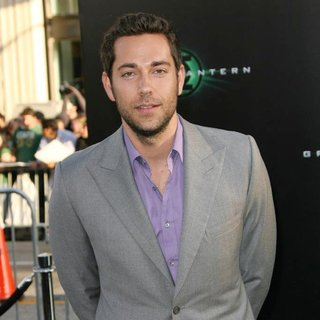 Zachary Levi in Los Angeles Premiere of Warner Bros. Pictures Green Lantern