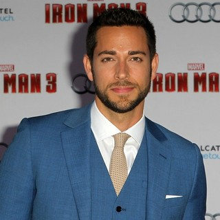 Zachary Levi in Iron Man 3 Los Angeles Premiere - Arrivals - zachary-levi-premiere-iron-man-3-01