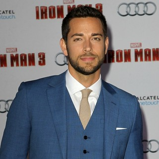 Zachary Levi in Iron Man 3 Los Angeles Premiere - Arrivals - zachary-levi-premiere-iron-man-3-02