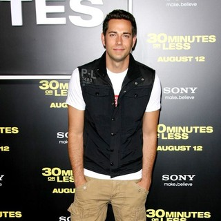 Los Angeles Premiere of 30 Minutes or Less - zachary-levi-premiere-of-30-minutes-or-less-04
