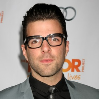Zachary Quinto in The Trevor Project's 2011 Trevor Live! - Arrivals