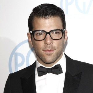 Zachary Quinto in The 23rd Annual Producers Guild Awards - Arrivals