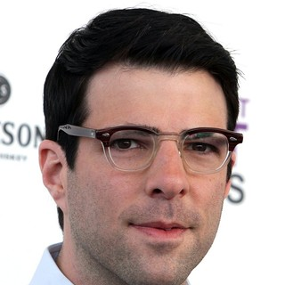 Zachary Quinto in 27th Annual Independent Spirit Awards - Arrivals