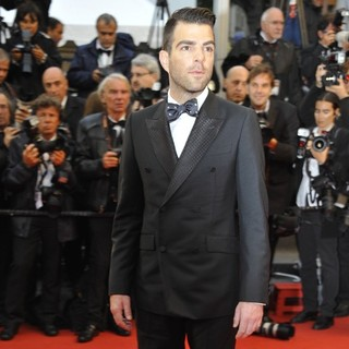 Zachary Quinto in 66th Cannes Film Festival - All Is Lost Premiere - zachary-quinto-all-is-lost-premiere-02