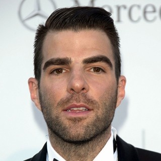 Zachary Quinto in 66th Cannes Film Festival - amfAR's 20th Annual Cinema Against AIDS - Arrivals