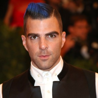 Zachary Quinto in PUNK: Chaos to Couture Costume Institute Gala - zachary-quinto-chaos-to-couture-costume-institute-gala-01