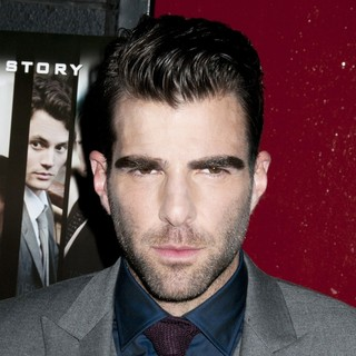 Zachary Quinto in Premiere of Margin Call - Outside Arrivals