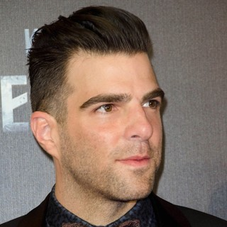 Zachary Quinto in The Sydney Premiere of Star Trek Into Darkness - Arrivals