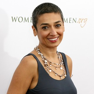 Zainab Salbi in Premiere of In the Land of Blood and Honey - Arrivals
