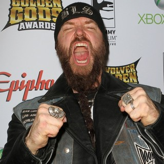 Zakk Wylde, Black Label Society in 2012 Revolver Golden Gods Awards Show