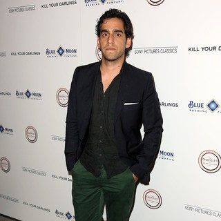 Zal Batmanglij in Los Angeles Premiere of Kill Your Darlings