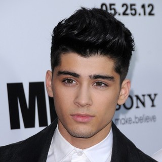 Zayn Malik, One Direction in Men in Black 3 New York Premiere - Arrivals