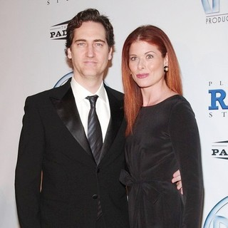 Daniel Zelman, Debra Messing in 20th Annual Producers Guild Awards