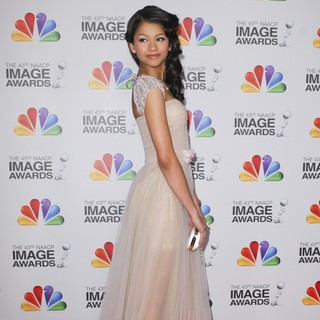 Zendaya Coleman in The 43rd Annual NAACP Awards - Arrivals