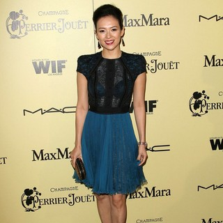 Zhang Ziyi in 5th Annual Women in Film Pre-Oscar Cocktail Party