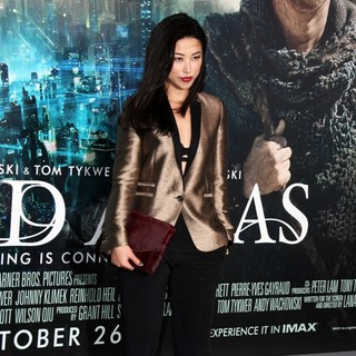 Zhu Zhu in The Cloud Atlas Los Angeles Premiere