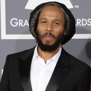 Ziggy Marley in 55th Annual GRAMMY Awards - Arrivals