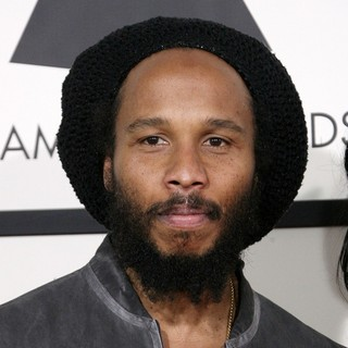 Ziggy Marley in The 56th Annual GRAMMY Awards - Arrivals