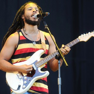 Ziggy Marley in V Festival - Day Two