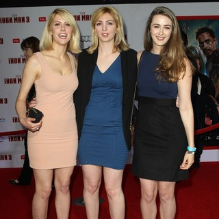 Madeline Zima in Iron Man 3 Los Angeles Premiere - Arrivals - zima-premiere-iron-man-3-03