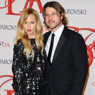 Rachel Zoe, Rodger Berman in 2012 CFDA Fashion Awards