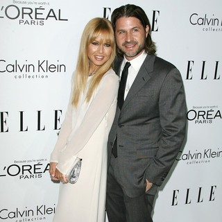Rachel Zoe, Rodger Berman in ELLE's 19th Annual Women in Hollywood Celebration - Arrivals