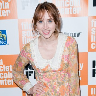 Zoe Kazan in The 49th New York Film Festival - Shame - Premiere Arrivals